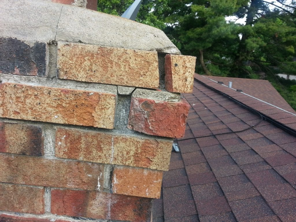 Common Repair - Loose Bricks